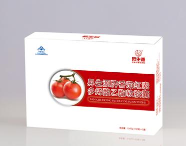 番茄红素多烯酸乙酯软胶囊